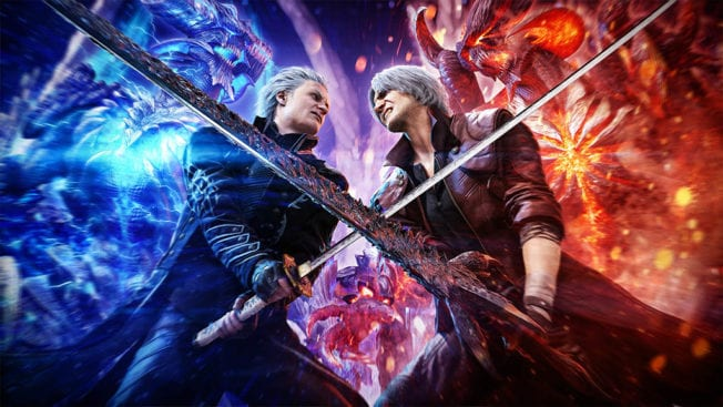 Devil May Cry 5 - Special Edition - Auf Xbox Series S kein Ray Tracing
