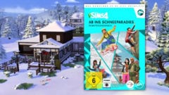 Die Sims 4 - Ab ins Schneeparadies