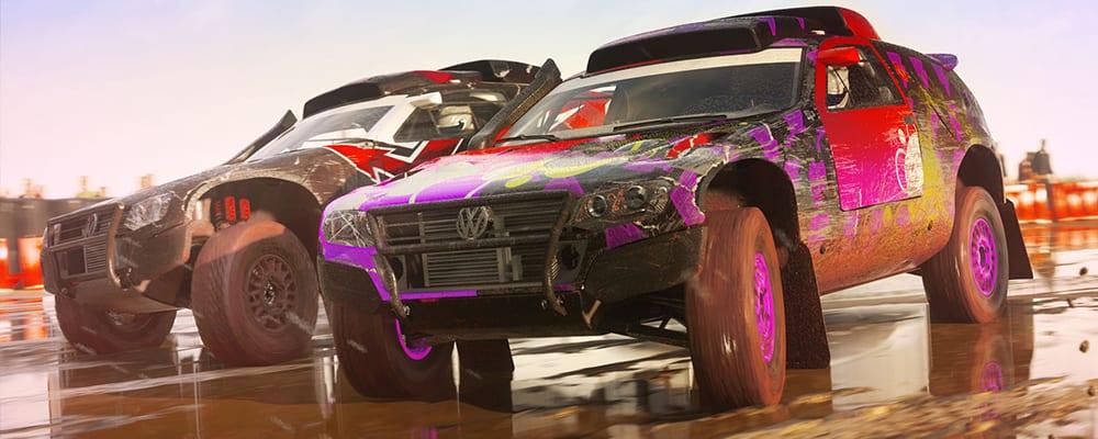 Dirt 5 -Banner