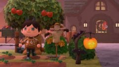 Animal Crossing New Horizons Halloween Rezepte