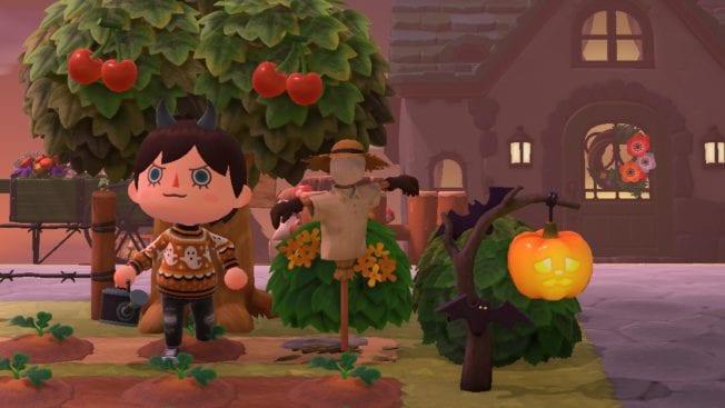 Animal Crossing New Horizons Halloween Rezepte