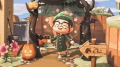 Animal Crossing New Horizons Halloween Kürbisse Rezepte