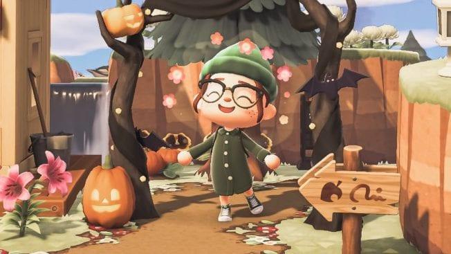 Animal Crossing New Horizons Halloween Kürbisse Rezepte