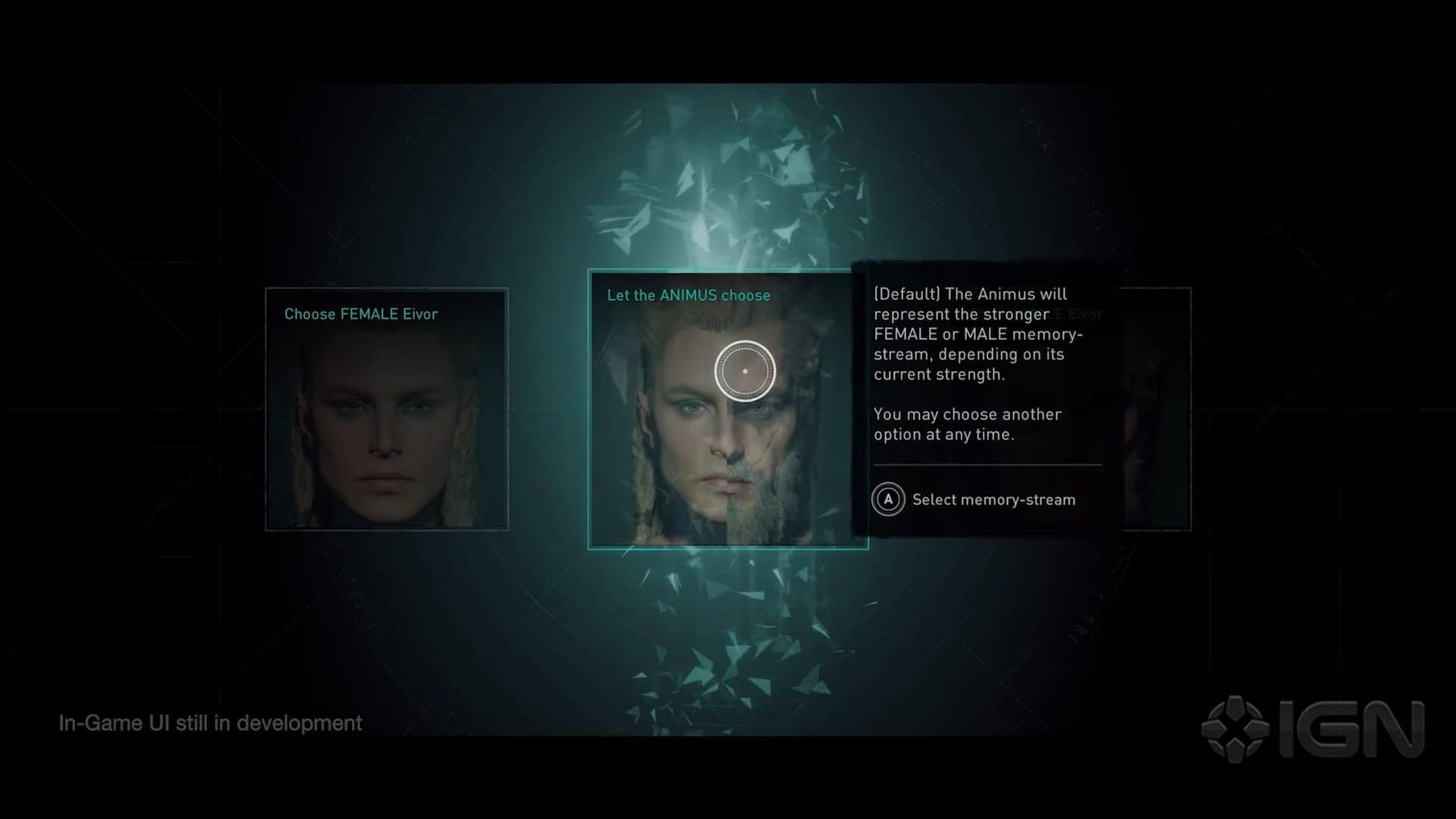 Assassin's Creed Valhalla Animus Eivor