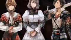 Final Fantasy 16 - Charakter, Clive und Joshua Rosfield