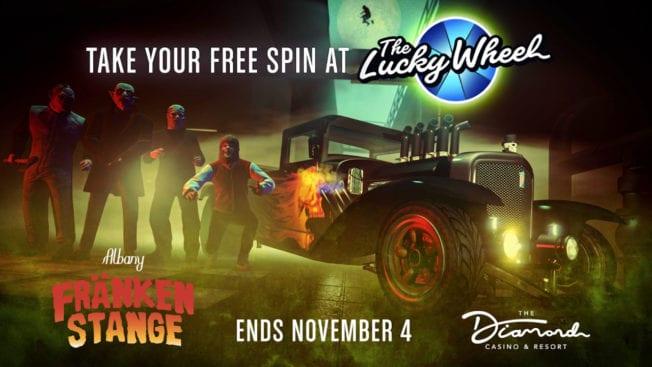 Rockstar Games GTA Online Halloween Update