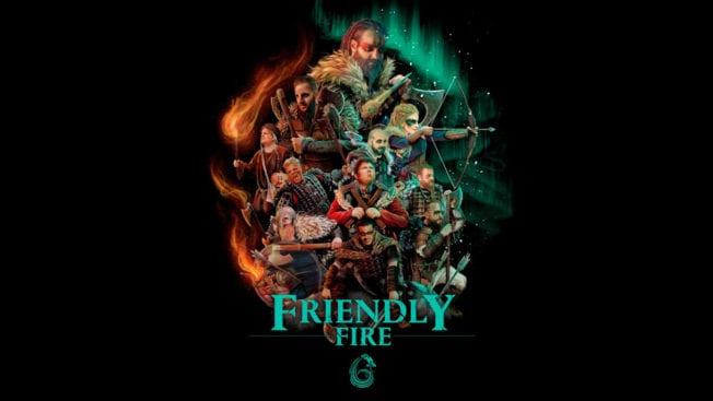 Friendly Fire 6 - Trailer