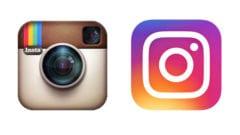 Instagram Icon alt und neu