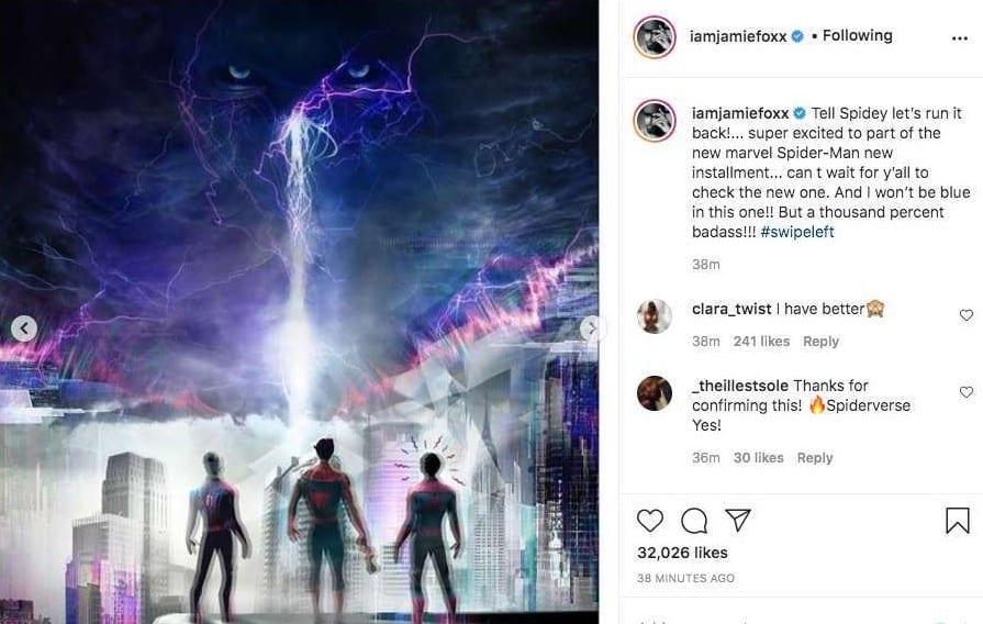 Wird Spider-Man 3 zum Live-Action-Spider-Verse?