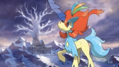 Pokémon Schwert Schild Keldo