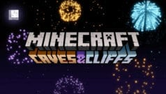 Minecraft Caves & Cliff Update