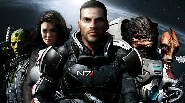 Mass Effect Legendary Edition für PS4, Xbox One und PC