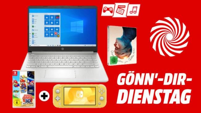 MediaMarkt - Gönn-dir-Dienstag Nintendo Switch Lite