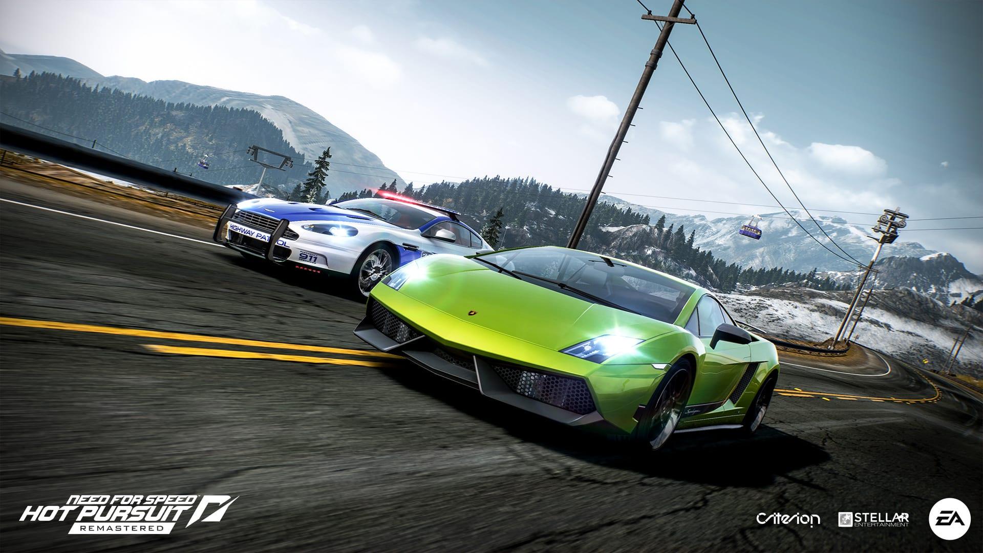 Need for Speed Hot Pursuit Remastered - Verfolgungsjagd