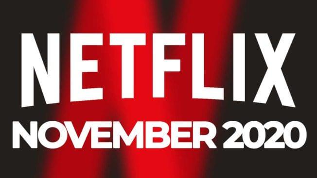 Netflix November 2020