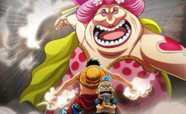 One Piece, Anime, Big Mom vs. Ruffy