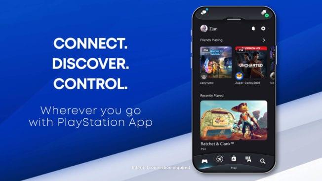 PS App Update für PS5 ist da!