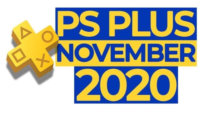 PS Plus - November 2020