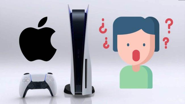 PS5 von Apple