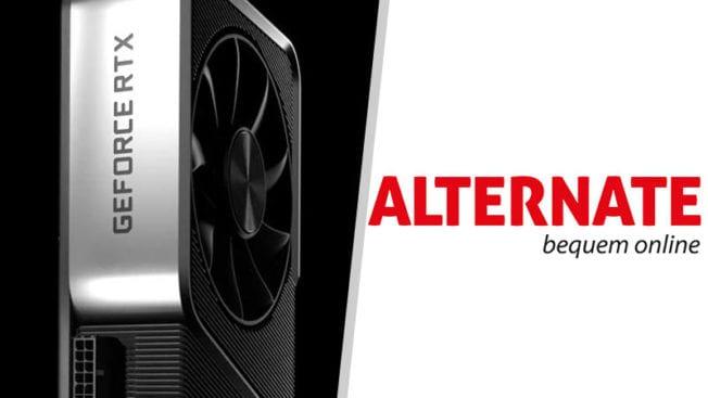 RTX 3070 bei Alternate jetzt kaufen