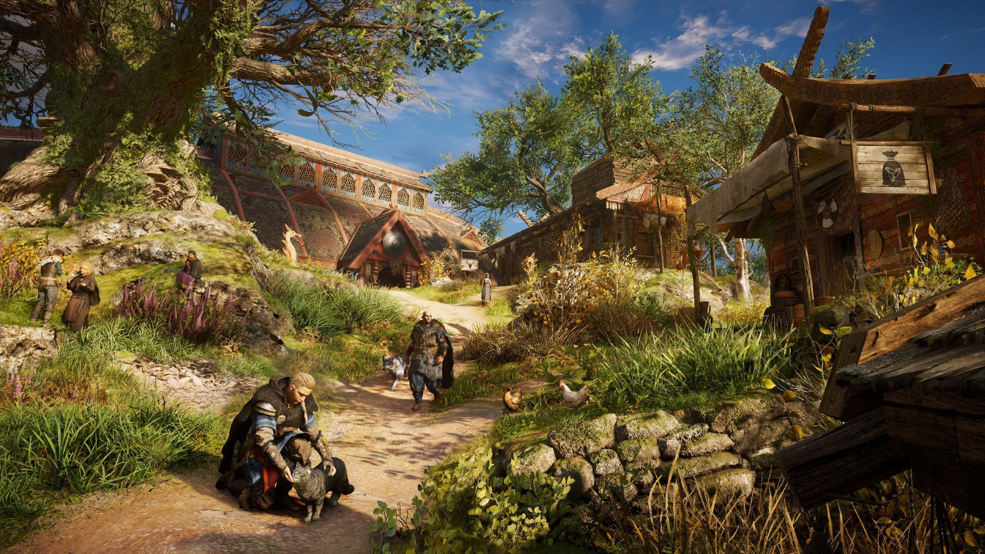 Assassin's Creed Valhalla Ravensthorpe