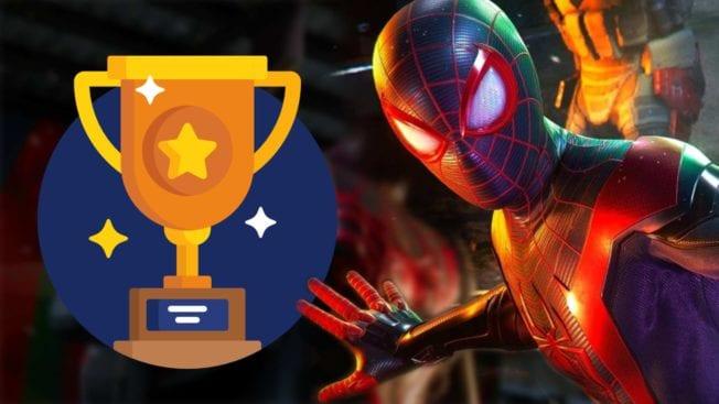 Spider-Man Miles Morales - Trophäen