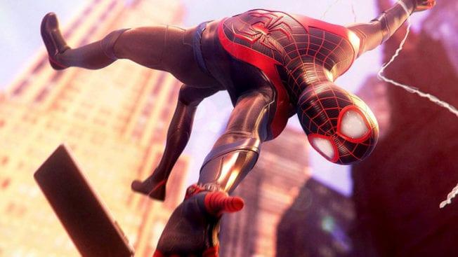 Spider-Man: Miles Morales auf PlayStation 5