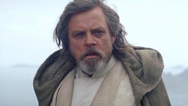Star Wars Episode 8 Mark Hamill