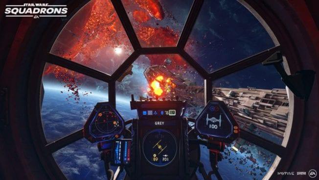 Star Wars Squadrons Egosicht