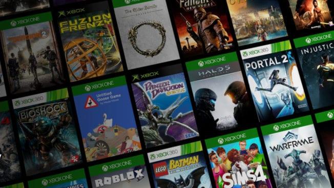 Xbox Series X - Abwärtskompatibilität
