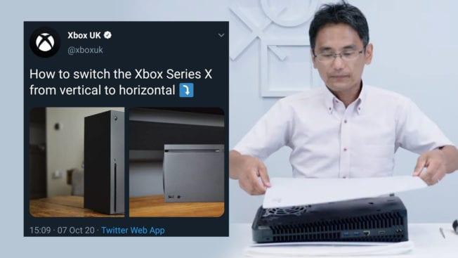 Microsoft vs. Sony