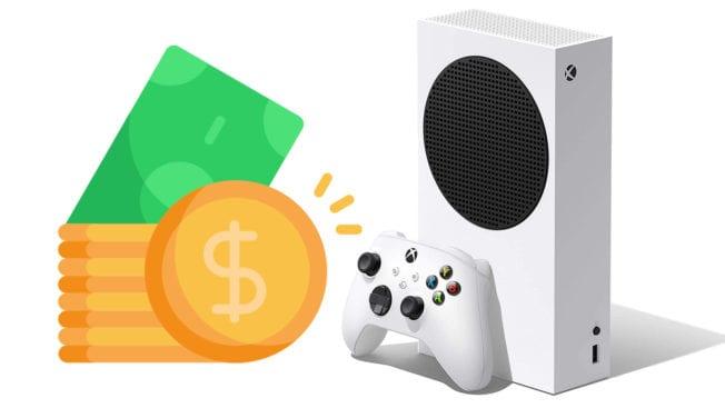 Xbox Series S im Angebot