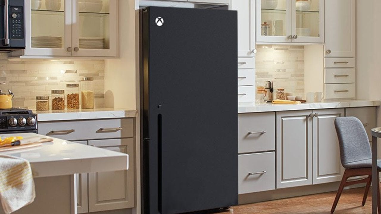 Xbox Series X Kühlschrank Realität