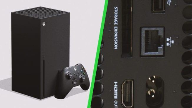 Xbox Series X - Marker für Sehbehinderung