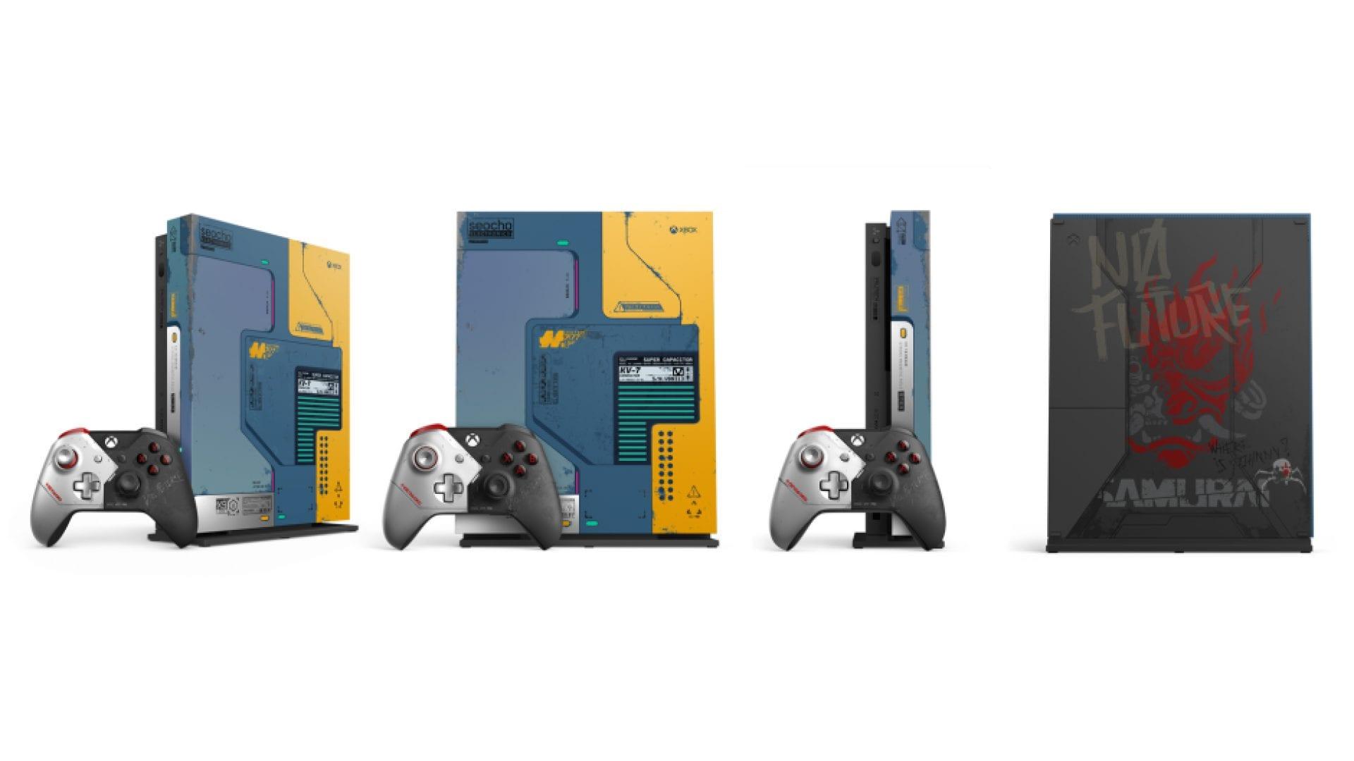 Cyberpunk 2077 Xbox One X Edition