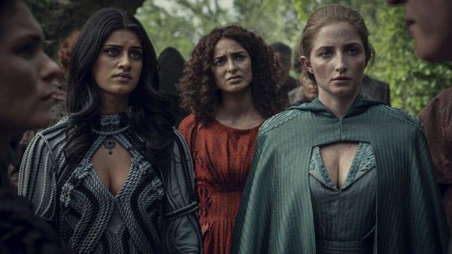 The Witcher Serie Netflix Spin-Off Zauberinnen