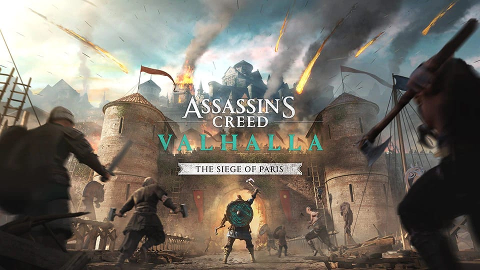 Assassin's Creed Valhalla The Siege of Paris