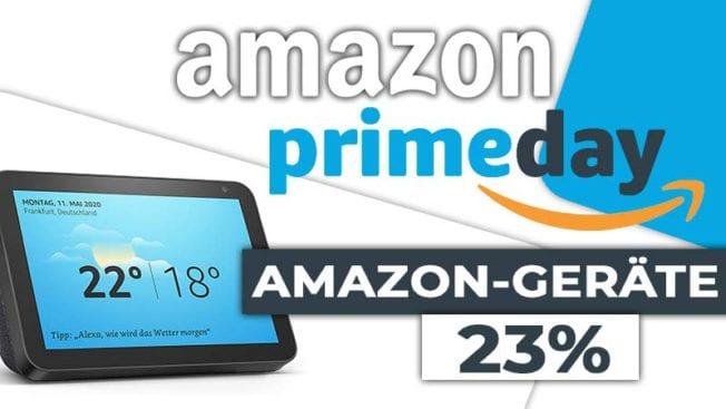 Amazon Prime Day 2020 - Amazon-Geräte