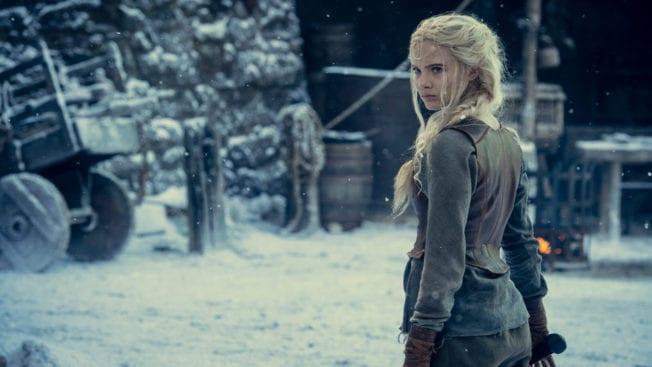 Ciri in The Witcher – Staffel 2