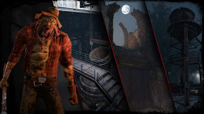 Dead by Daylight Grafik Mid Chapter Update 4.3.0
