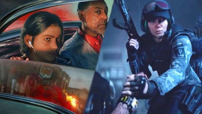 Far Cry 6 und Rainbow Six Quarantine Release verschoben