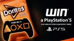 PS5 Sony Doritos Gewinnspiel