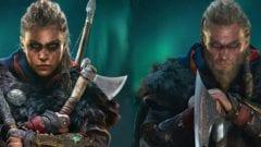 Assassin's Creed Valhalla Eivor Male Female