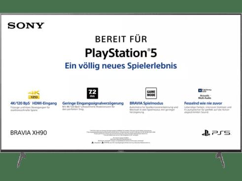 Xbox Series X, günstige Fernseher: Sony KD-55XH9005