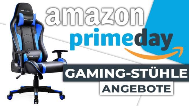 Amazon Prime 2020 - Gaming-Stühle