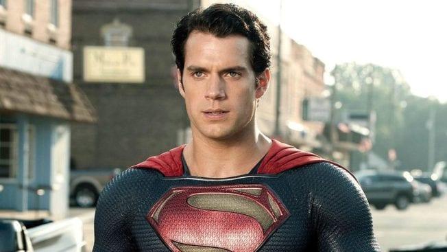 Justice League Henry Cavill Superman Snyder Cut