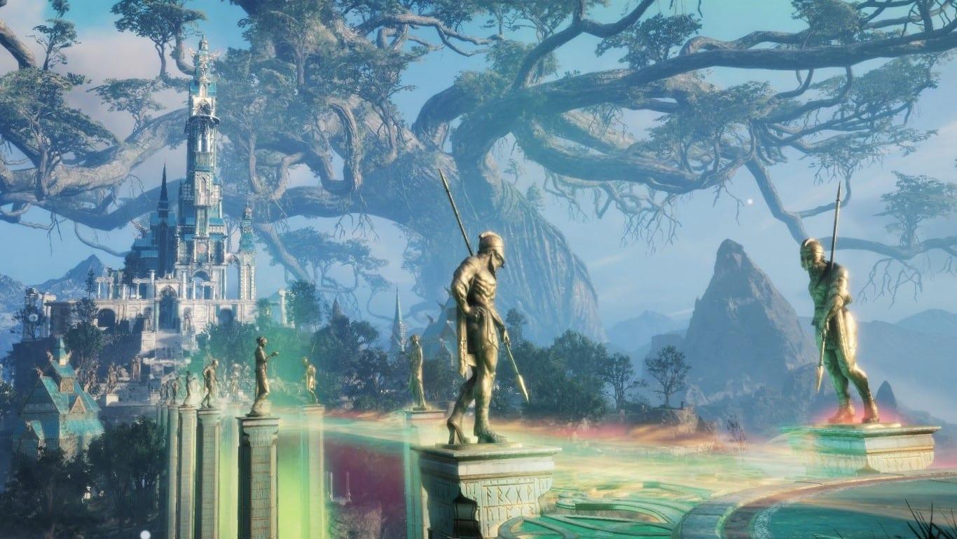 Assassin's Creed Valhalla Asgard Jotunheim Mythologie