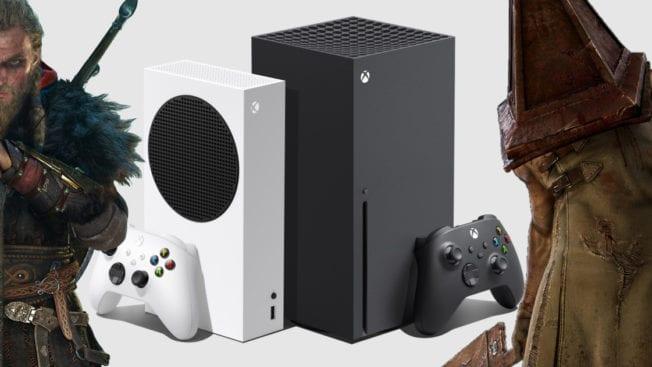 Xbox Series X S optimierte Spiele Next-Gen