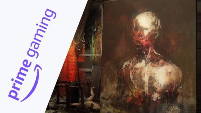 Amazon Prime Gaming Oktober 2020 Layers of Fear