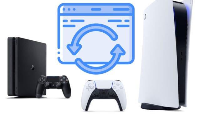 PS5 PS4 Upgrade Abwärtskompatibilität Spiele